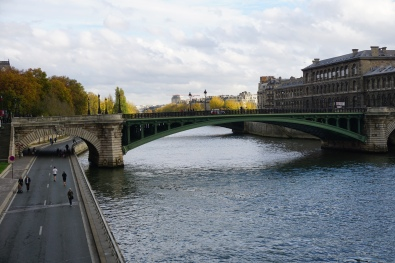 By the Seine