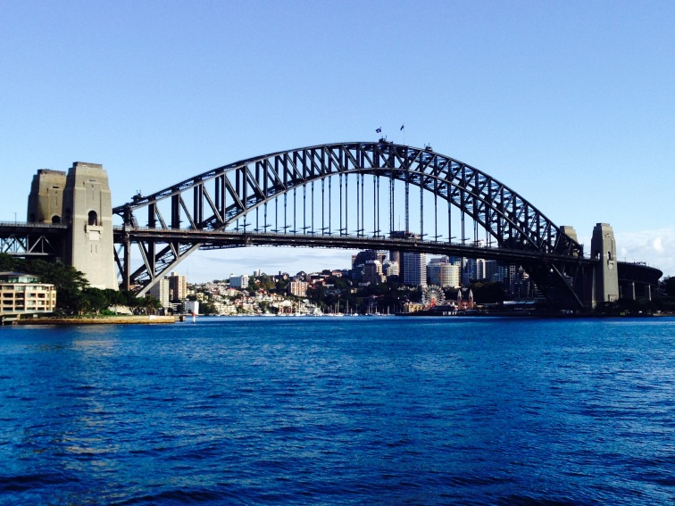 Sydney Bridge, Australia