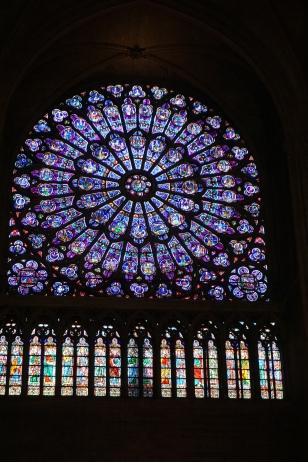 Rose Window, Notre-Dame