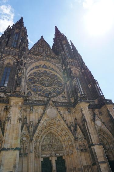 St. Vitus's Cathedral, Prague Castle