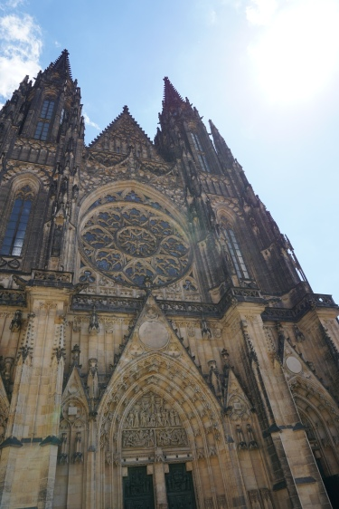 St. Vitus's Cathedral, Prague Castle