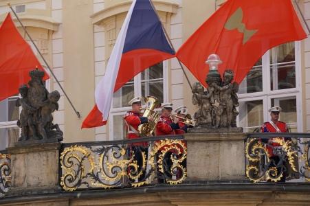 Band, Prague Castle
