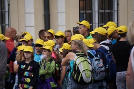 A field trip to Prague Castle