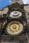 Astronomical Clock, Old Town Hall, Old Town Square, Prague