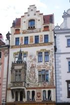 Building, Old Town Square, Prague