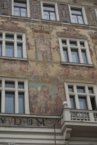 Building, Wenceslas Square, Prague