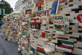 Building blocks of Prague