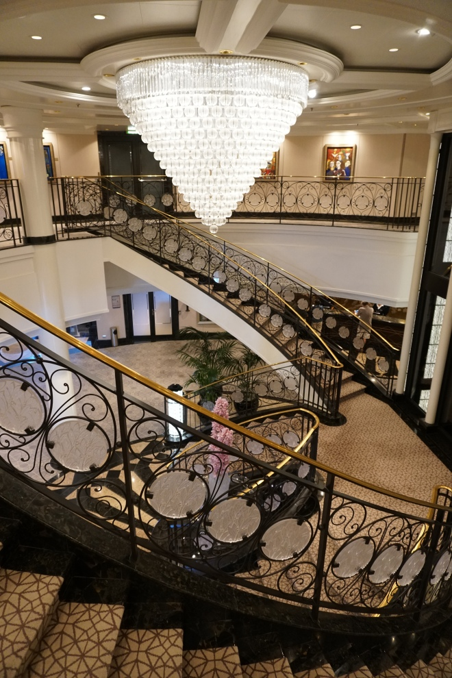 Atrium Grand Staircase