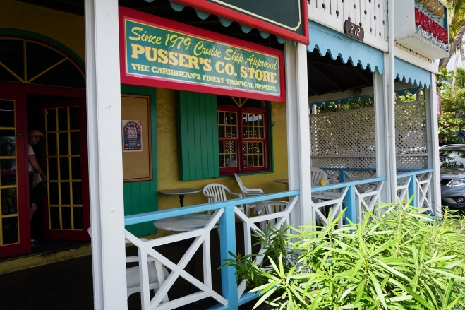 Pusser's Outfitters and Bar