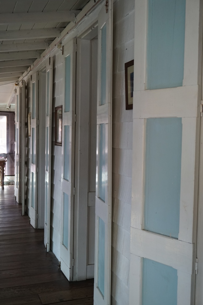 Porch, second floor Pusser's