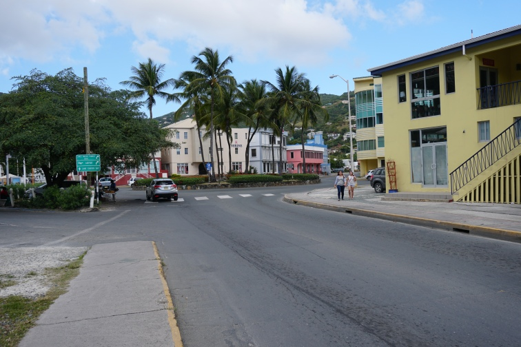 Waterfront Drive, Road Town Tortola