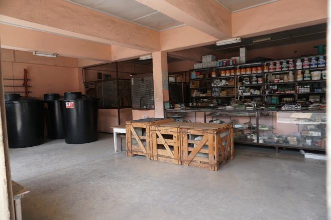 Hardware store, St. John's, Antigua
