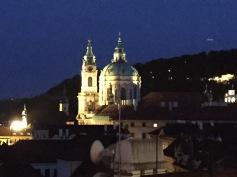 Church of St. Nicholas, Prague
