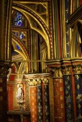 Lower Chapel, Sainte-Chapelle, Paris