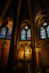 Lower Chapel, Sainte-Chapelle, Paris