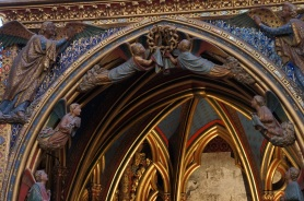Upper Chapel, Sainte-Chapelle, Paris