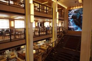 Atrium from Deck 2