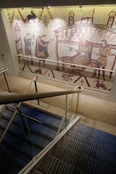 Art in Stairwell