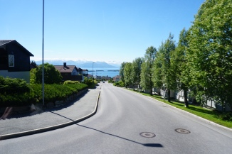 Molde Residential Area