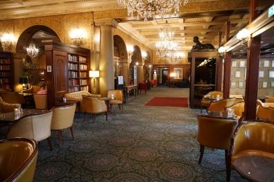 Lobby in the Bristol