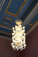 Chandelier in the Banquet Room