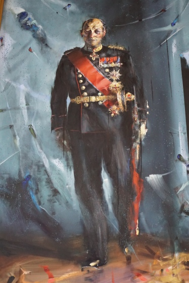 King Harald V of Norway