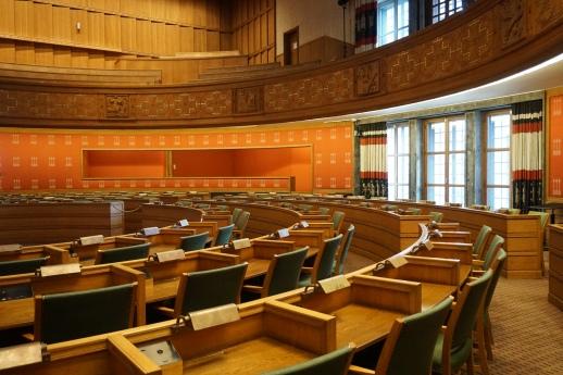 Bystyresalen (City Counsel Assembly Room)