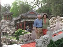 Inside Yu Gardens, Shanghai