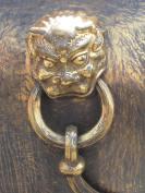 Handle on water cauldron, Forbidden City