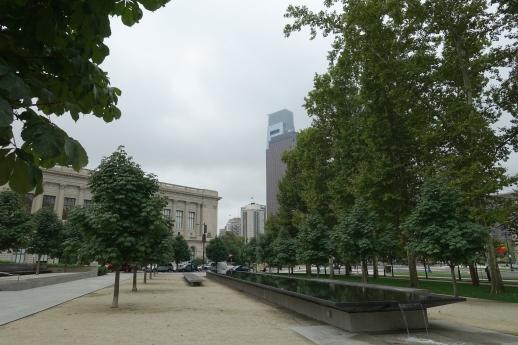 Downtown Philadelphia, a second view
