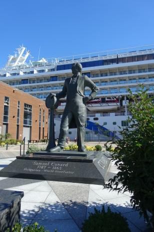 Samuel Cunard, a son of Halifax