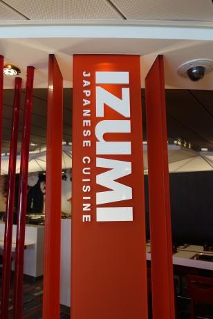 Entrance to Izumi