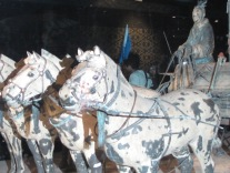 Horses of the Terra-Cotta Warriors