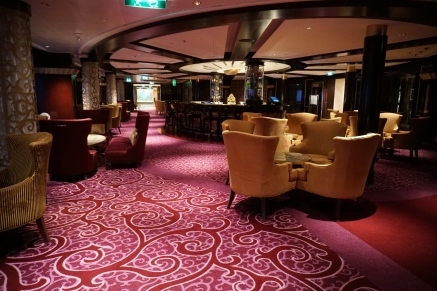Ensemble Lounge, Deck 5