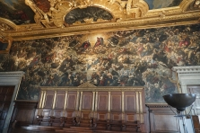 Paradiso by Tintoretto