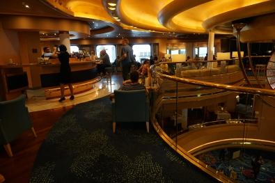 Ocean Bar, looking starboard
