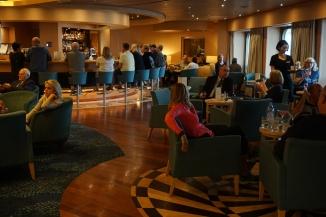 Starboard side, Ocean Bar